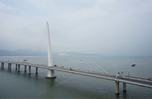 ZENMUSE Z15 AP-SHENZHEN BAY BRIDGE